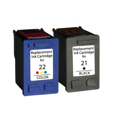 InkNu HP 22XL Tri-Colour Kompatibel Blækpatron