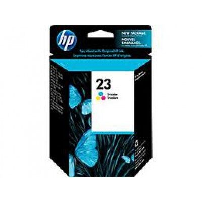 HP 23 Tri-Colour Original Blækpatron HP DeskJet 1120 | InkNu