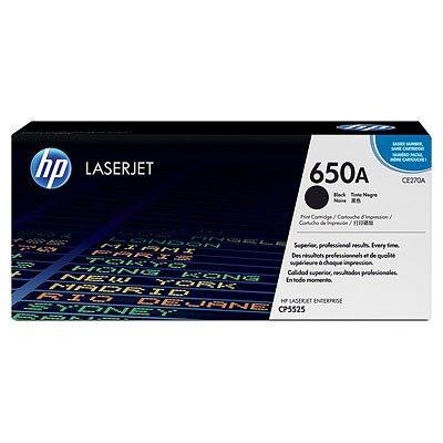 HP CE270A Black Original Tonerpatron HP Color LaserJet CP 5525 | InkNu