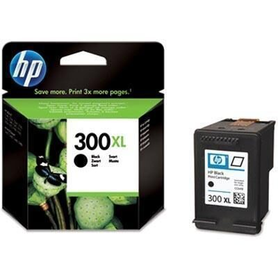 HP 300XL Black Original Blækpatron HP DeskJet D1600 Series | InkNu