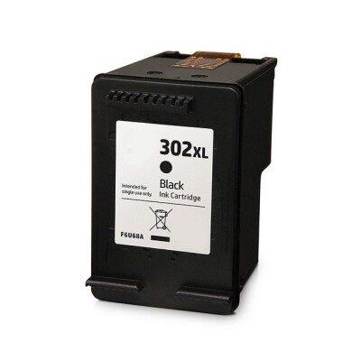 HP 302XL Black Kompatibel Blækpatron HP DeskJet 1110 | InkNu