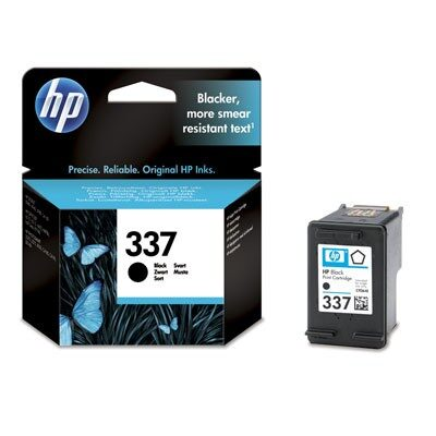 HP 337 Black Original Blækpatron HP DeskJet 5940 | InkNu