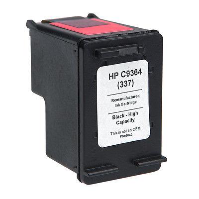 HP 337 Black Kompatibel Blækpatron HP DeskJet 5940 | InkNu