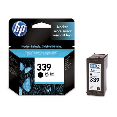 HP 339 Black Original Blækpatron HP DeskJet 5740 | InkNu