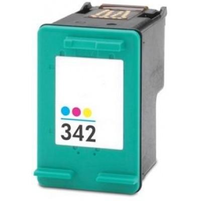 InkNu HP 342 Tri-Colour Kompatibel Blækpatron