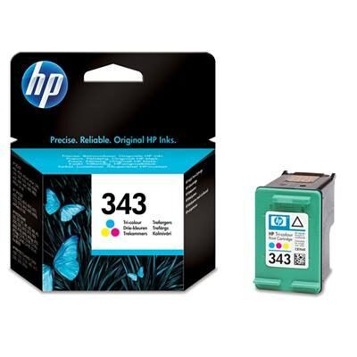 HP 343 Tri-Colour Original Blækpatron HP DeskJet 460 | InkNu