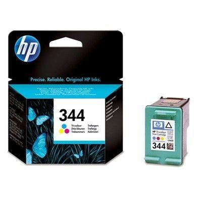 HP 344 Tri-Colour Original Blækpatron HP DeskJet 460 | InkNu
