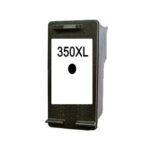 InkNu HP 350XL Black Kompatibel Blækpatron