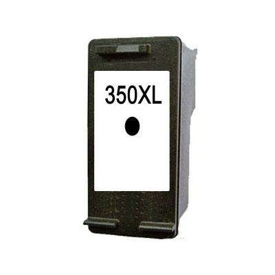 HP 350XL Black Kompatibel Blækpatron HP DeskJet D4260 | InkNu