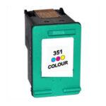 InkNu HP 351XL Tri-Colour Kompatibel Blækpatron