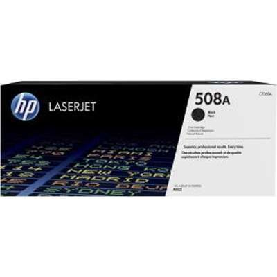 HP 508A Black Original Toner HP Color LaserJet Enterprise M 552 | InkNu