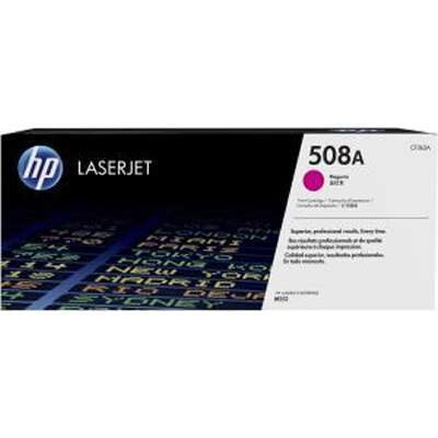 HP 508A Magenta Original Toner HP Color LaserJet Enterprise M 552 | InkNu