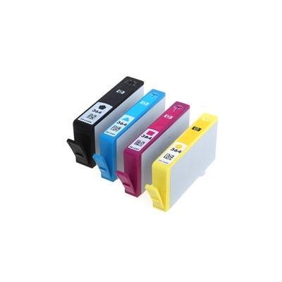 InkNu HP 364XL Black Kompatibel Blækpatron
