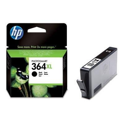 HP 364XL Black Original Blækpatron HP DeskJet 3070 | InkNu
