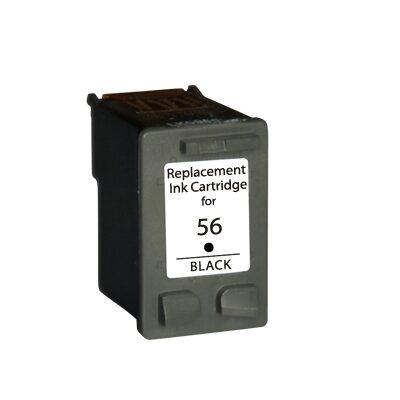 HP 56 Black Kompatibel Blækpatron HP DeskJet 450 | InkNu