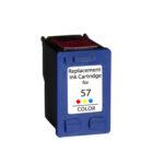 InkNu HP 57 Tri-Colour Kompatibel Blækpatron