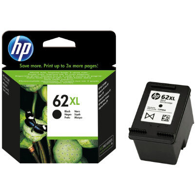 HP 62XL Black Original Blækpatron HP ENVY 5540 | InkNu