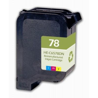 HP 78XL Tri-Colour Kompatibel Blækpatron HP DeskJet 1220 | InkNu