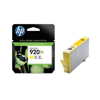 HP 920XL Yellow Original Blækpatron HP OfficeJet 6000 | InkNu