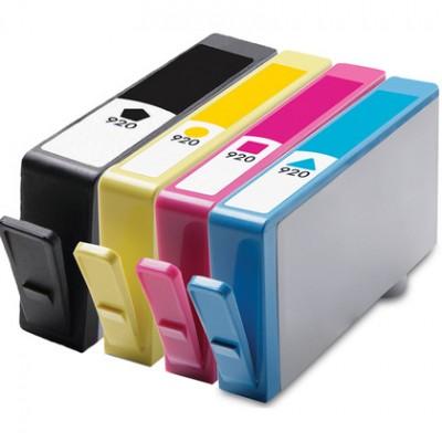 HP 920XL Magenta Kompatibel Blækpatron HP OfficeJet 6000 | InkNu