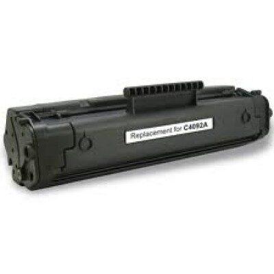 HP 92A Black Kompatibel Tonerpatron HP LaserJet 1100 | InkNu