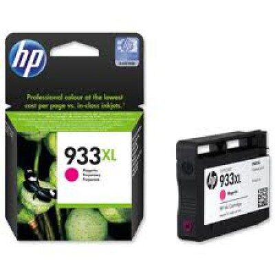 HP 933XL Magenta Original Blækpatron HP OfficeJet 6600 | InkNu