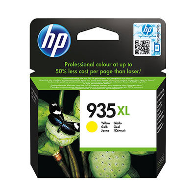 HP 935XL Yellow Original Blækpatron HP OfficeJet 6800 | InkNu