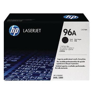 HP 96A Black Original Tonerpatron HP LaserJet 2100 | InkNu