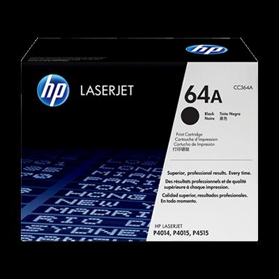 HP 64A Black Original Toner HP LaserJet P 4014 | InkNu