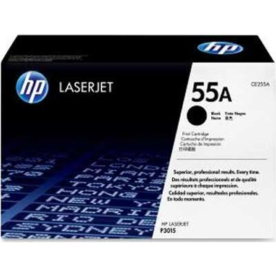 HP 55A Black Original Toner HP LaserJet Enterprise 500 MFP M 525 | InkNu