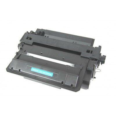 HP 55X Black Kompatibel Toner HP LaserJet Enterprise 500 MFP M 525   InkNu