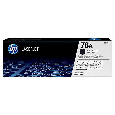 HP 78A Black Original Toner HP LaserJet P 1566 | InkNu