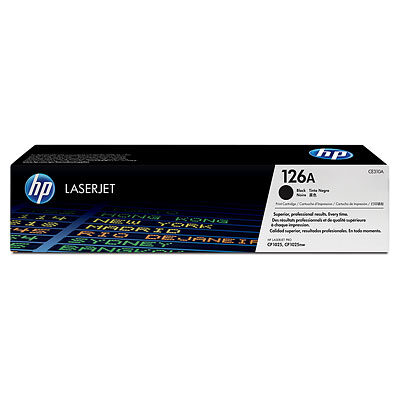 HP 126A Black Original Toner HP LaserJet Pro 100 M 175 | InkNu
