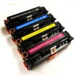 InkNu HP 507A Sere Kompatibel Toner