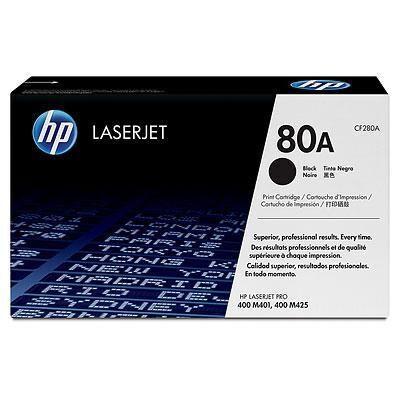 HP 80A Black Original Toner HP LaserJet Pro 400 M 425 | InkNu