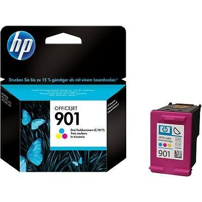 HP 901 Color Original Blækpatron HP OfficeJet 4500 | InkNu