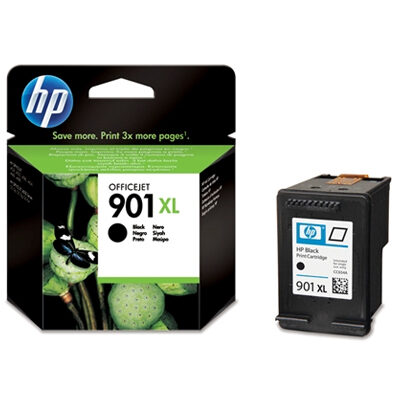 HP 901XL Black Original Blækpatron HP OfficeJet 4500 | InkNu