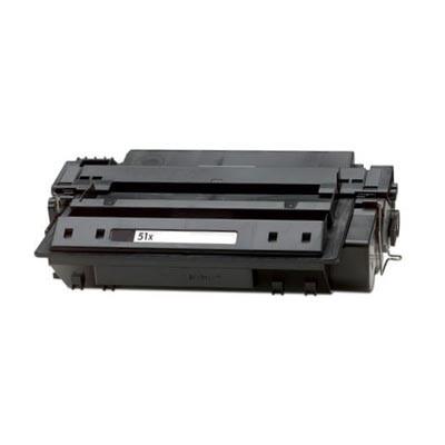 HP 51X Black Kompatibel Toner HP LaserJet M 3027 | InkNu