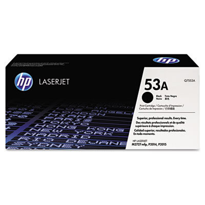 HP 53A Black Original Toner HP LaserJet M 2727 | InkNu
