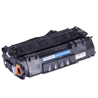 HP 53X Black Kompatibel Toner HP LaserJet M 2727 | InkNu