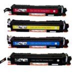InkNu HP 126A Serie Kompatibel Toner