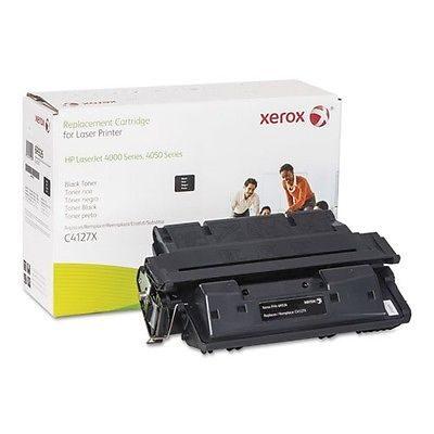 Xerox XRC Toner 27A Black HP LaserJet 4000 | InkNu