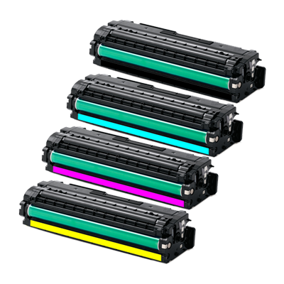 Samsung CLT-C505L Cyan Kompatibel Toner Samsung ProXpress C 2620 | InkNu