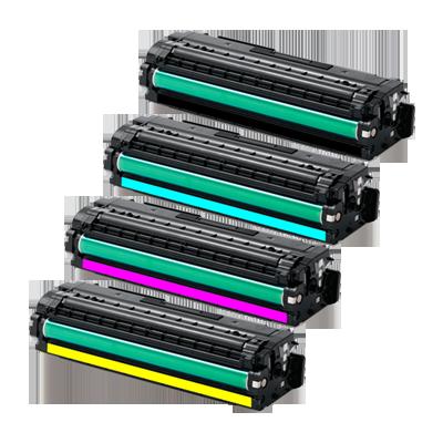 Samsung C506S Cyan High Capacity Kompatibel Toner Samsung CLP 680 | InkNu