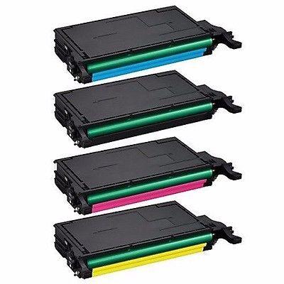 Samsung Y660B Yellow High Capacity Kompatibel Toner Samsung CLP 607 | InkNu