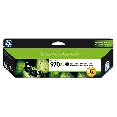 HP 970XL Black Original Blækpatron HP OfficeJet Pro X 450 | InkNu