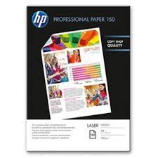A4 PROFESSIONAL Glossy Laser 150GR (150 Sider) Foto Papir | InkNu