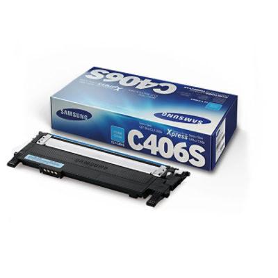 Samsung C406S Cyan Original Toner Samsung CLP 360 | InkNu