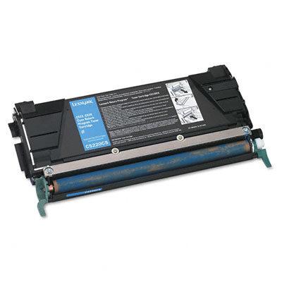 Lexmark C5220CS Cyan Kompatibel Toner Lexmark Optra C 520 | InkNu