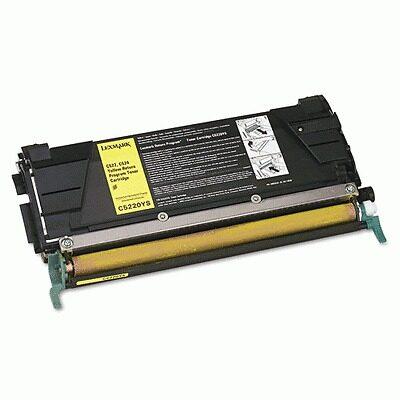 Lexmark C5220YS Yellow Kompatibel Toner Lexmark Optra C 520 | InkNu